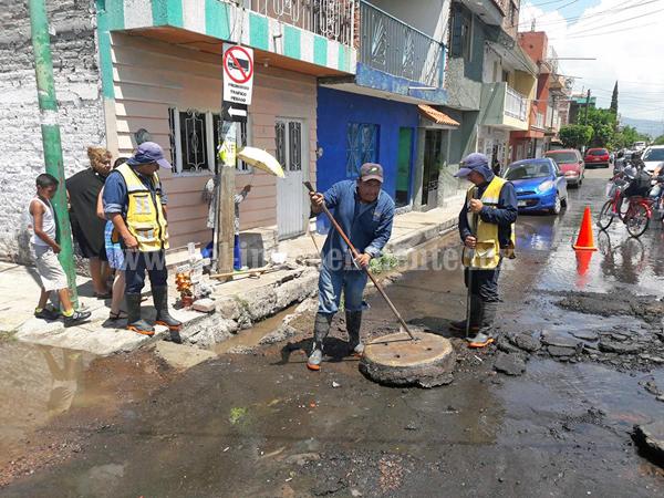 SAPAZ anuncia suspensión temporal del servicio en colonias del norte