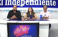CALDERA POLITICA: El aeropuerto es para Santa Lucía y elección interna del PAN Nacional