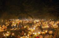 En Michoacán, tributo en vida a la muerte