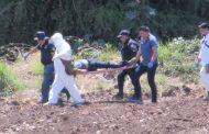 Localizan cadáver baleado en Chaparaco