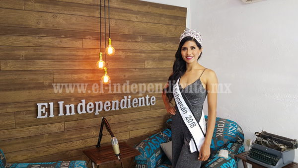 Diana Martínez es la triunfadora de Mexicana Universal 2018