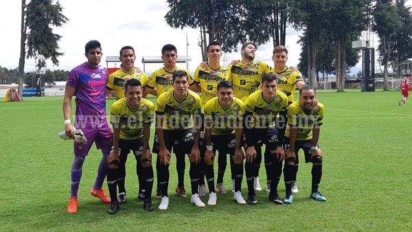 Real Zamora ganó de visitante al Toluca Premier