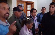 Ciudadanos Zamoranos exigen atención de autoridades municipales
