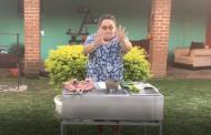 PAPALOTE: La consulta Chafa, mientras preparamos pescado zarandeado