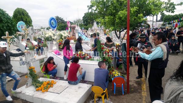 Más de 700 actividades registradas en festividad de noche  de muertos