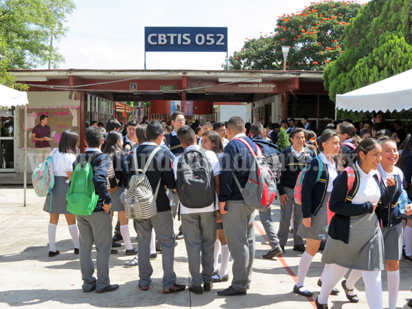 CBTis 52 de los planteles con mejor desempeño académico a nivel estatal