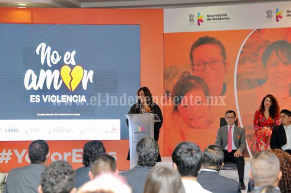 Lanza Michoacán campaña
