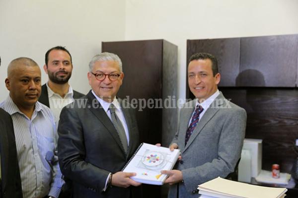 Austero y conservador, Presupuesto de Egresos 2019 entregado al Poder Legislativo