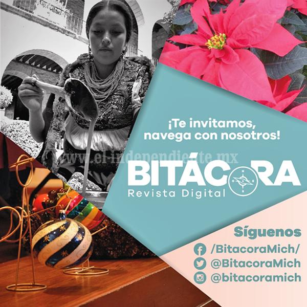 Lanza Gobierno del Estado revista digital Bitácora