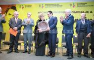 Realiza Gobierno del Estado homenaje póstumo al actor michoacano Julio Alemán