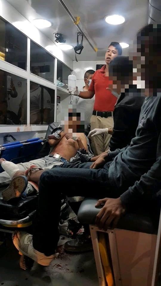 Tres heridos en ataque a balazos en Jacona