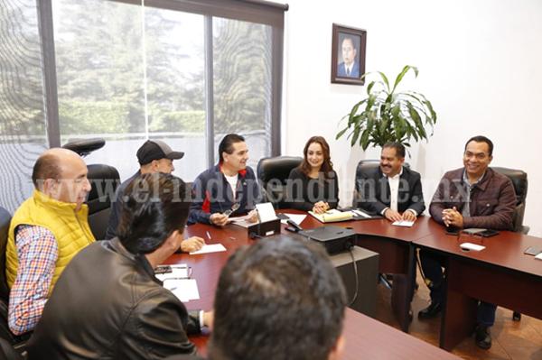 Amplía Gobernador gestiones por Michoacán