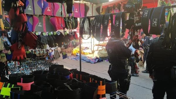 Conocida vendedora de ropa es acribillada a balazos en Zamora