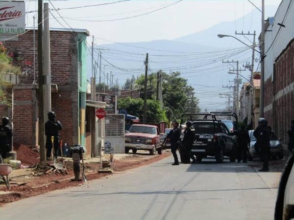 "En balacera en Zamora policías abaten a ""El Flaco"", estaba involucrado en 2 feminicidios"