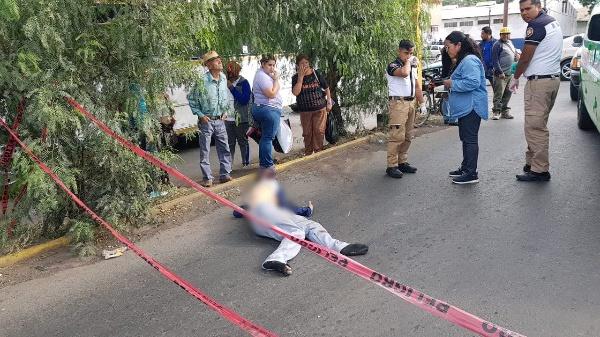 Fallece mujer atropellada debajo de Puente Peatonal en Zamora
