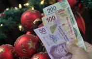 Casi 3 millones 600 mil pesos erogará en aguinaldos