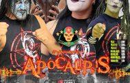 "Todo listo para la Super lucha ""Apocalipsis 2019"""