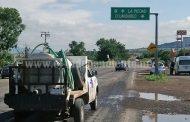 Etiquetan 72 mdp para mantenimiento de algunos tramos de la carretera Zamora-Ecuandureo