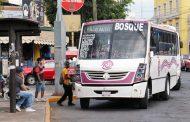Descartan transportistas posibilidad de incremento en tarifa de transporte