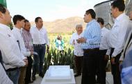 Inaugura Gobernador en Zitácuaro primera planta de biogás en el país