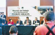 Toño García va por reunión en Palacio Nacional para lograr bajar recursos a Pueblos Mágicos