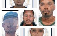Vinculados a proceso 5 sujetos que fueron detenidos con un cadáver desmembrado