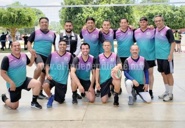 Arrancó la XIII Jornada Estatal Deportiva de los Trabajadores de los Institutos Tecnológicos Descentralizados del Estado de Michoacán