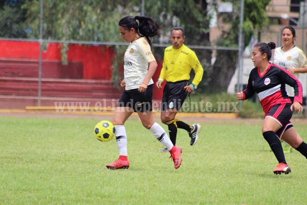 """RAS se coronaron campeonas en el """"Torneo Juan Cervantes Rodiles"""""""