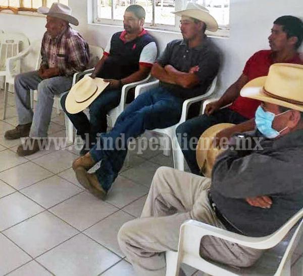 Continúan  talleres de capacitación para cloración de agua potable en comunidades de Tangancícuaro