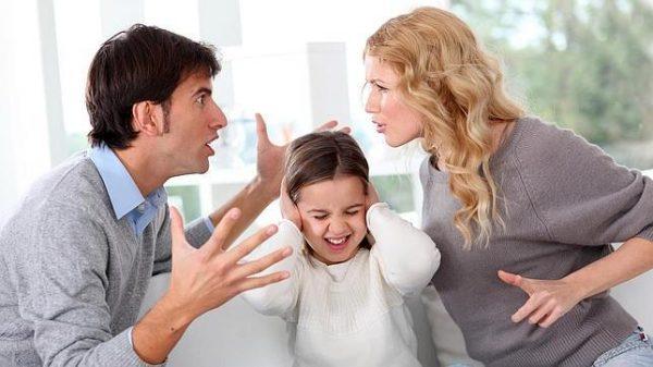 Niños los que más sufren a nivel emocional y psicológico separación de padres