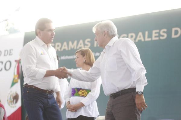 Federalización educativa, salva el desarrollo de Michoacán: Silvano Aureoles