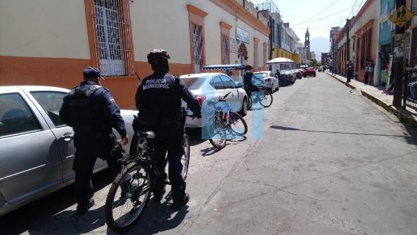 Refuerzan la seguridad en la zona centro de Zamora