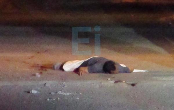 Hombre es muerto a balazos después de ser perseguido, en Zamora