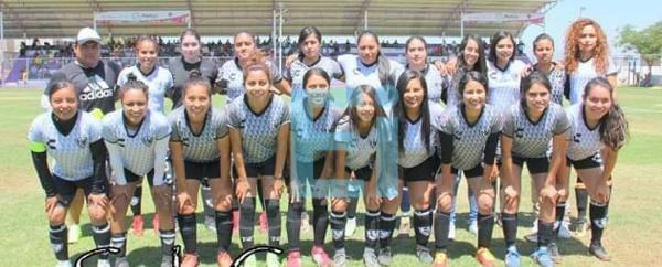 Escuela de futbol RAS femenil representará a Michoacán en torneo nacional