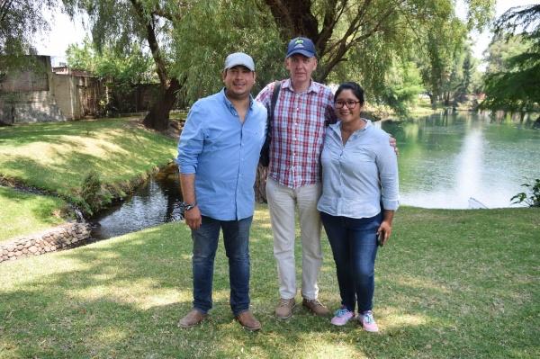 Muestran riqueza turística de Tangancícuaro