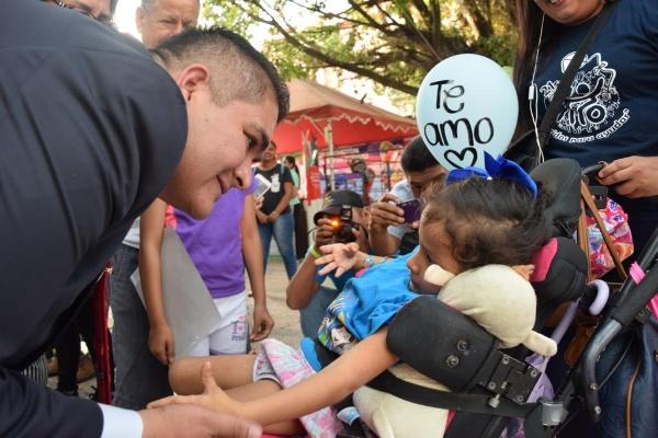 Arturo Hernández se solidariza con el CRI-Promoton de Zamora