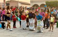 Gobierno Municipal festejó a  los niños Ecuandurenses