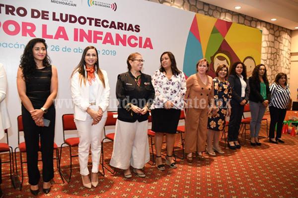 Fortalece DIF Michoacán lucha contra el Maltrato Infantil en el Estado