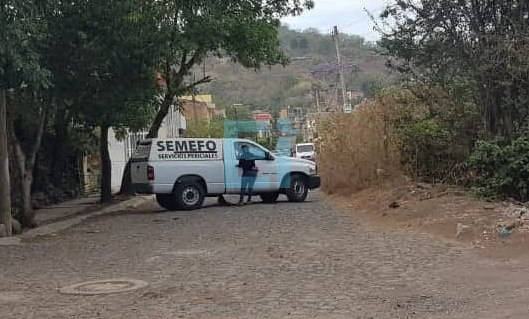 Hombre fallece acribillado a balazos en Jacona