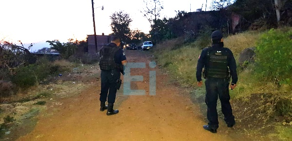 Se enfrentan contra la Policía en Jacona; hay 3 civiles abatidos