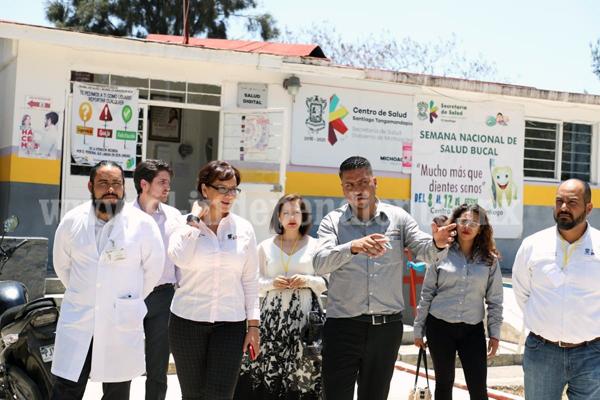 Instalan red jurisdiccional de municipios por la salud