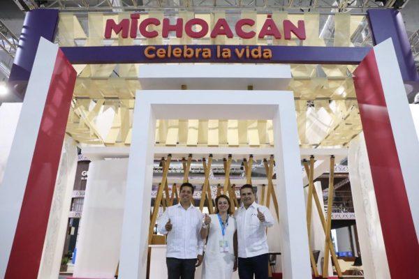 Mantener y fortalecer al turismo como motor de la economía: Silvano Aureoles