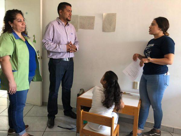 Eduardo Ceja ratificó compromiso con CRI Promotón