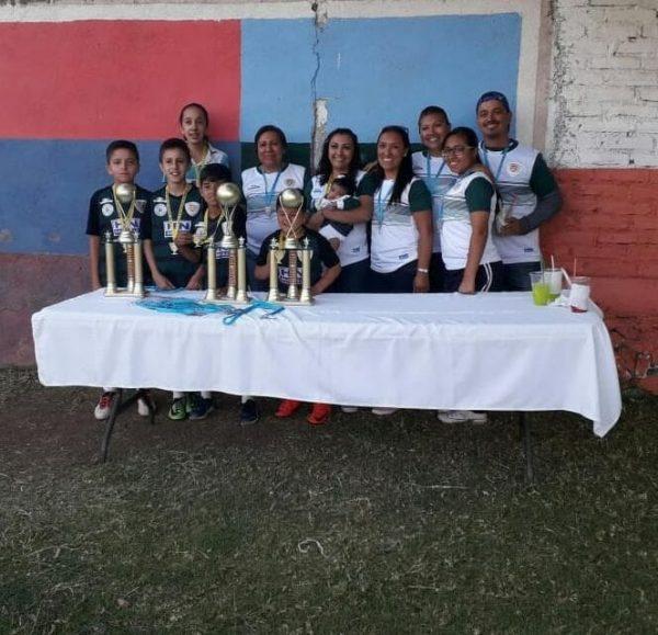 Guerreros RE arrasaron en la 5ª edición de la copa Ramón Estrada