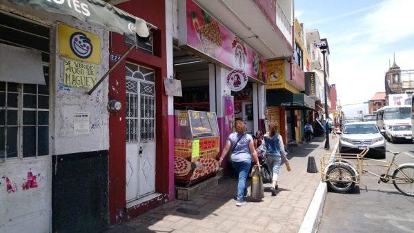 Darán garantías de seguridad a comercios del primer cuadro de la ciudad