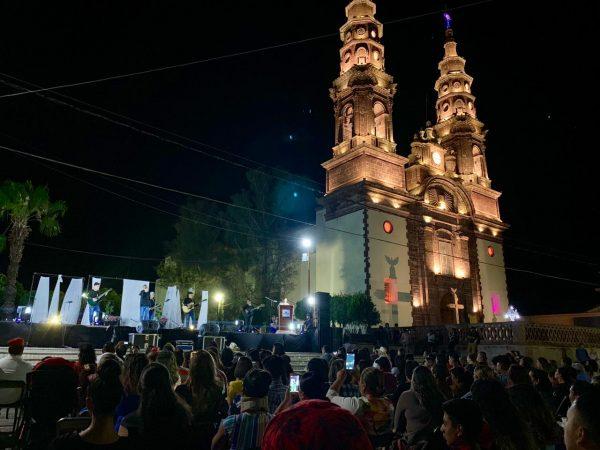 Celebran encuentro cultural de la red Bajío II en Ecuandureo