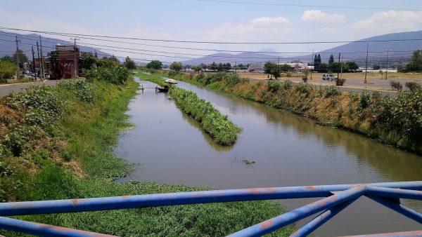 Módulos de riego sin máquinas excavadoras para la limpieza de los drenes