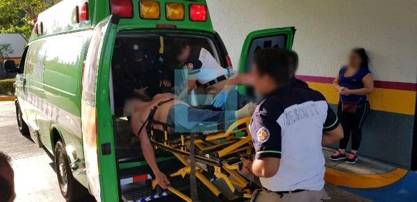 Salva su esposo que intentaba suicidarse en Zamora