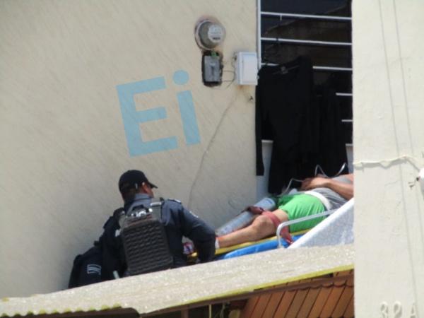 Zamorano queda herido tras atentado en el Infonavit Arboledas