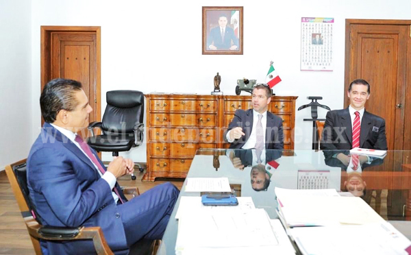 Solicita Gobernador a EU, modificar alertas de viaje para Michoacán